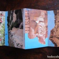 Postales: LOTE 10 POSTALES CAESAREA ISRAEL ARQUEOLOGIA POSTAL. Lote 61611700