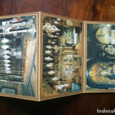 Postales: LIBRO LOTE 10 POSTALES JERSUSALEM THE CHURCH OF THE HOLY SEPULCHRE SANTO SEPULCRO POSTAL. Lote 62779756