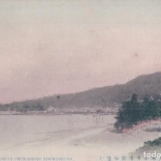 Postales: JAPAN :LOOK TO THE STREET FROM OMOTO ITSUKUSHIMA. Lote 63379432