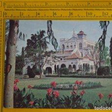 Postales: POSTAL DE INDIA. PUNE, AGA KHAN PALACE. 1185. Lote 66208466