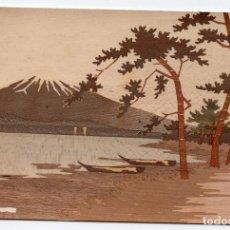 Postales: PS7207 POSTAL ILUSTRADA CON MOTIVOS JAPONESES. SIN CIRCULAR. PRINC. S. XX. Lote 72029095