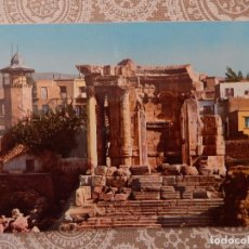 Postales: POSTAL LIBANO TEMPLO DE VENUS. Lote 79603857