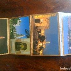 Postales: LIBRO LOTE 10 POSTALES JERUSALEM MONTE ZION. Lote 83646160