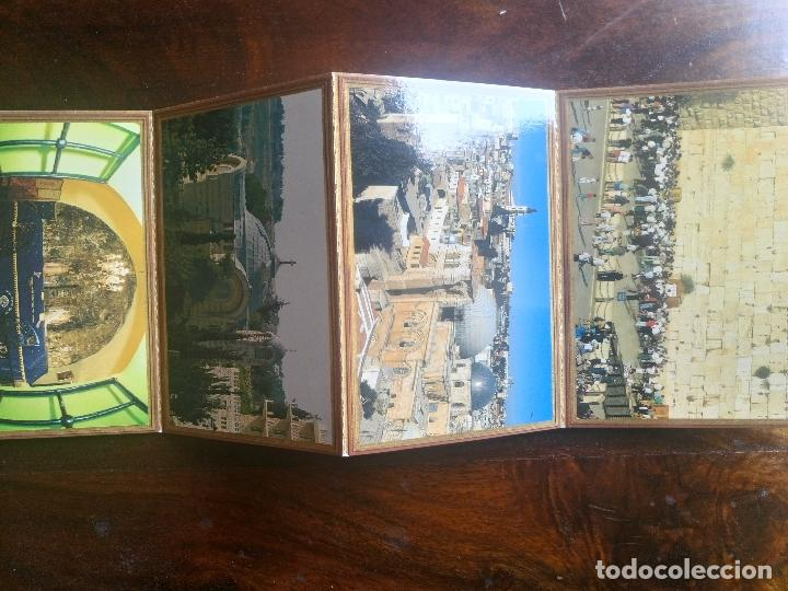 Postales: Libro lote 10 postales jerusalem monte zion - Foto 3 - 83646160