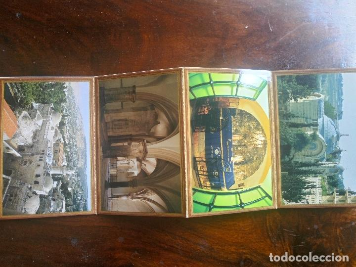 Postales: Libro lote 10 postales jerusalem monte zion - Foto 4 - 83646160
