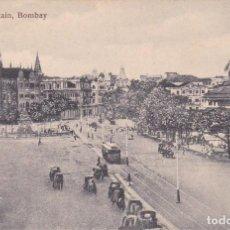 Postales: POSTAL ANTIGUA DE BOMBAY - FLORAL FOUNTAIN. Lote 84845860