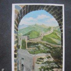Postales: POSTAL PEKIN- PEKING - CHINA -VER FOTOS-(4.091). Lote 87175312