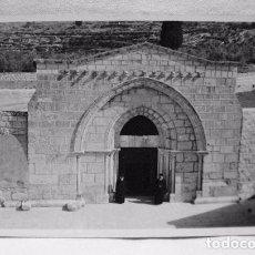 Postales: (XAS-6) ANTIGUA POSTAL FOTOGRÁFICA TOMB OF VIRGIN MARY-LEON PHOTO STUDIO-JERUSALEM-HASEMITE JORDAN.. Lote 87440268