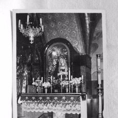 Postales: (XAS-9) ANTIGUA POSTAL FOTOGRÁFICA JEWELS OF VIRGIN MARY-LEON PHOTO STUDIO-JERUSALEM-HASEMITE JORDAN. Lote 87440496