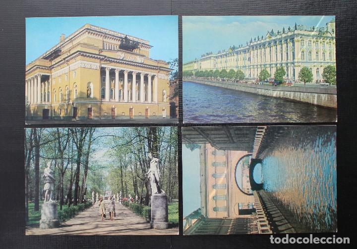 Postales: COLECCION TARJETAS POSTALES DE LENINGRADO , SAN PETERSBURGO - Foto 7 - 87549860
