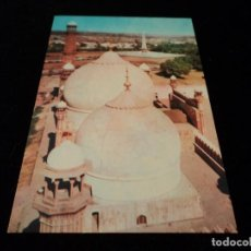 Postales: BADSHAHI MOSQUE LAHORE PAKISTAN. Lote 94399330