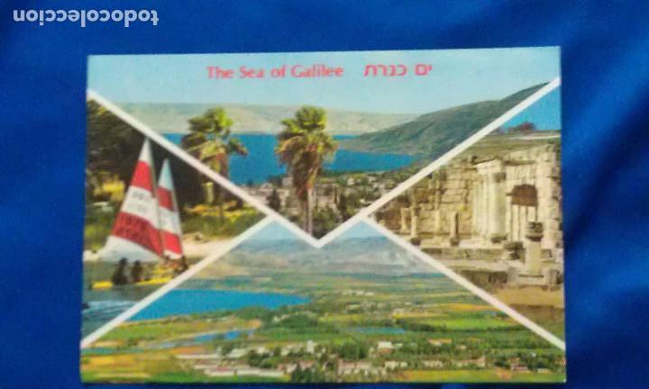 THE SEA OF GALILEA - ISRAEL (Postales - Postales Extranjero - Asia)