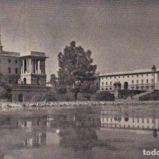 Postales: INDIA NUEVA DELHI CENTRAL SEC. EDIFICIOS DEL GOBIERNO CONSTRUIDOS EN 1912 POSTAL CIRCULADA . Lote 98550871