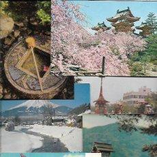 Postales: 80 POSTALES * JAPÓN * ( LOTE Nº 113). Lote 99814835