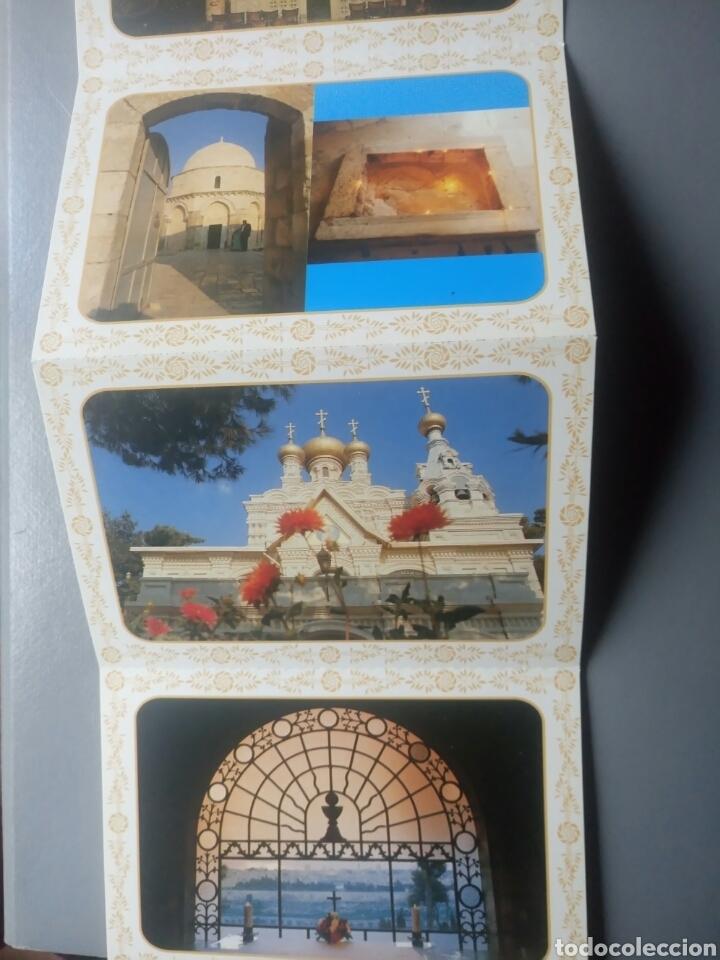 Postales: Lote libro de 10 postales Jerusalem monte de los olivos - Foto 3 - 103721619