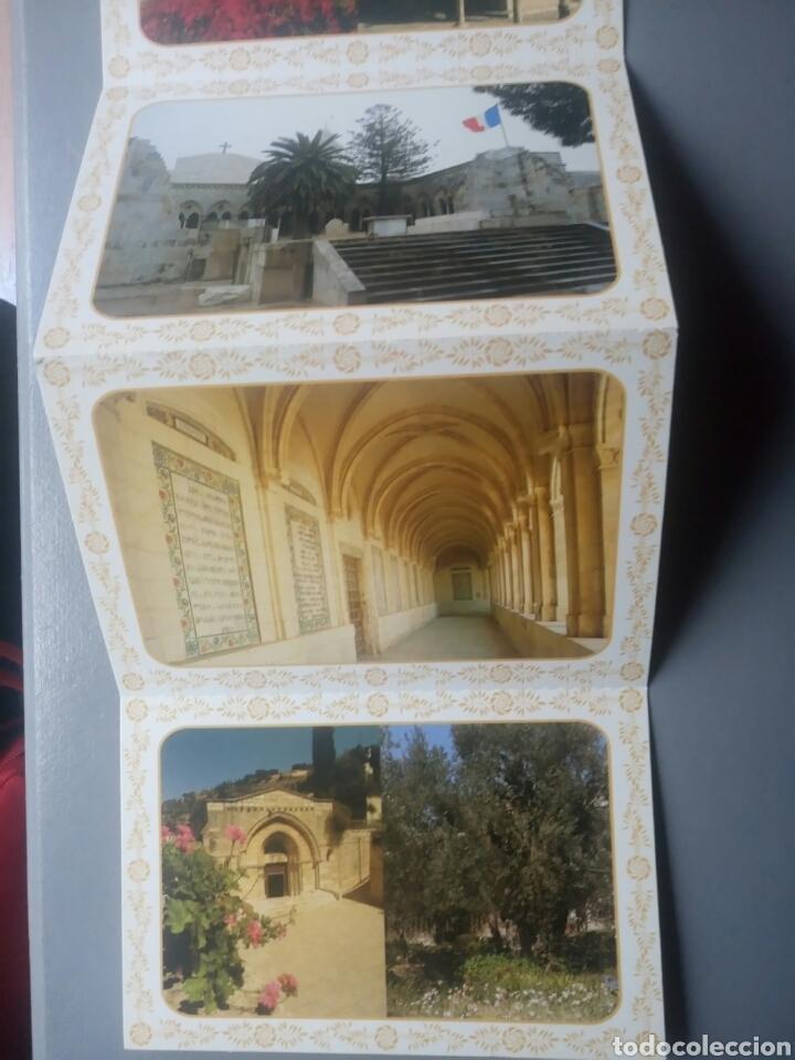 Postales: Lote libro de 10 postales Jerusalem monte de los olivos - Foto 4 - 103721619