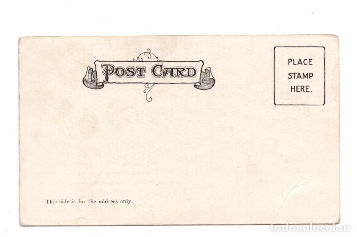 Postales: FILIPINAS.- MANILA .- A BUSY STREET - RIVER - MANILA PI - Foto 2 - 103859931