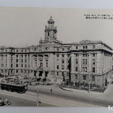 Postales: ANTIGUA POSTAL. OSAKA JAPON. OFFICINA MUNICIPAL. W. Lote 104663523