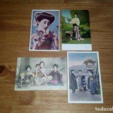 Postales: LOTE DE POSTALES DEL 1900. Lote 104833527