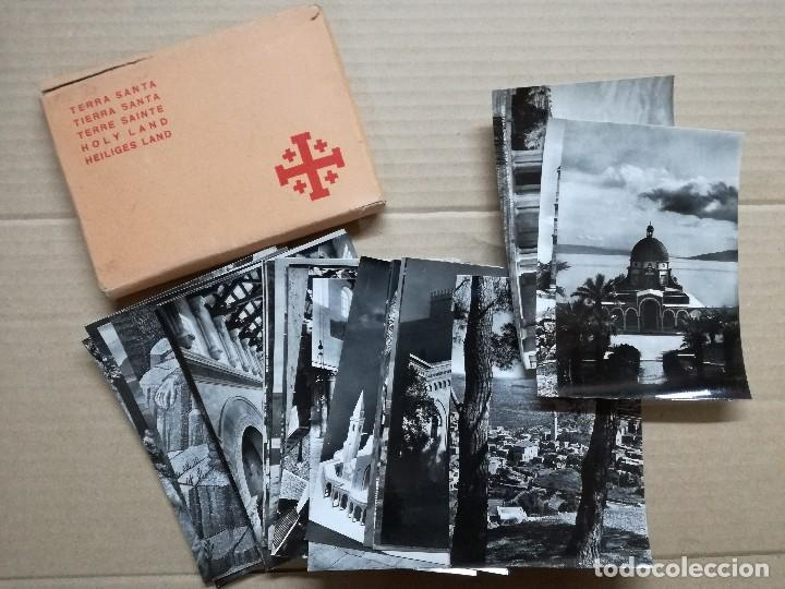 33 POSTALES TIERRA SANTA,CUSTODIA FRANCESCANA DE TERRA SANTA. (Postales - Postales Extranjero - Asia)