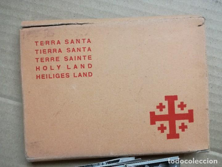 Postales: 33 POSTALES TIERRA SANTA,CUSTODIA FRANCESCANA DE TERRA SANTA. - Foto 2 - 108261947