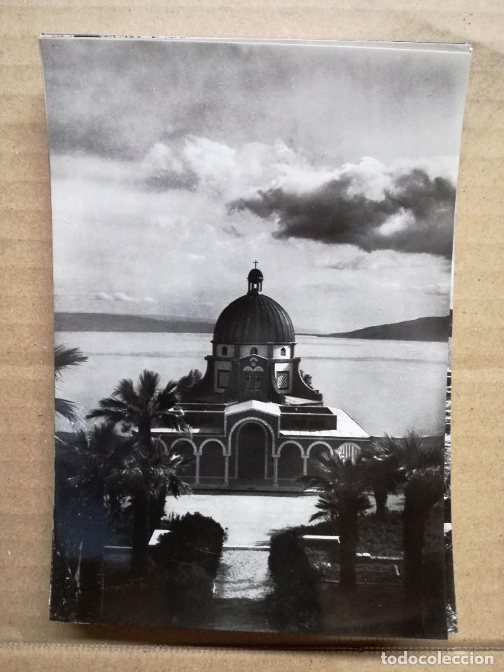 Postales: 33 POSTALES TIERRA SANTA,CUSTODIA FRANCESCANA DE TERRA SANTA. - Foto 3 - 108261947