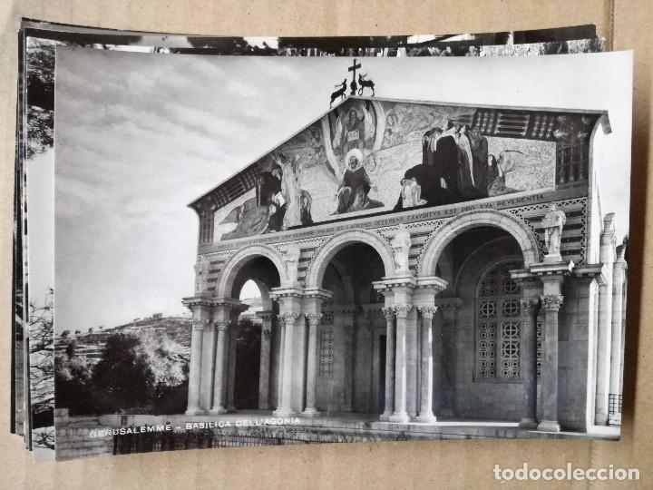 Postales: 33 POSTALES TIERRA SANTA,CUSTODIA FRANCESCANA DE TERRA SANTA. - Foto 6 - 108261947