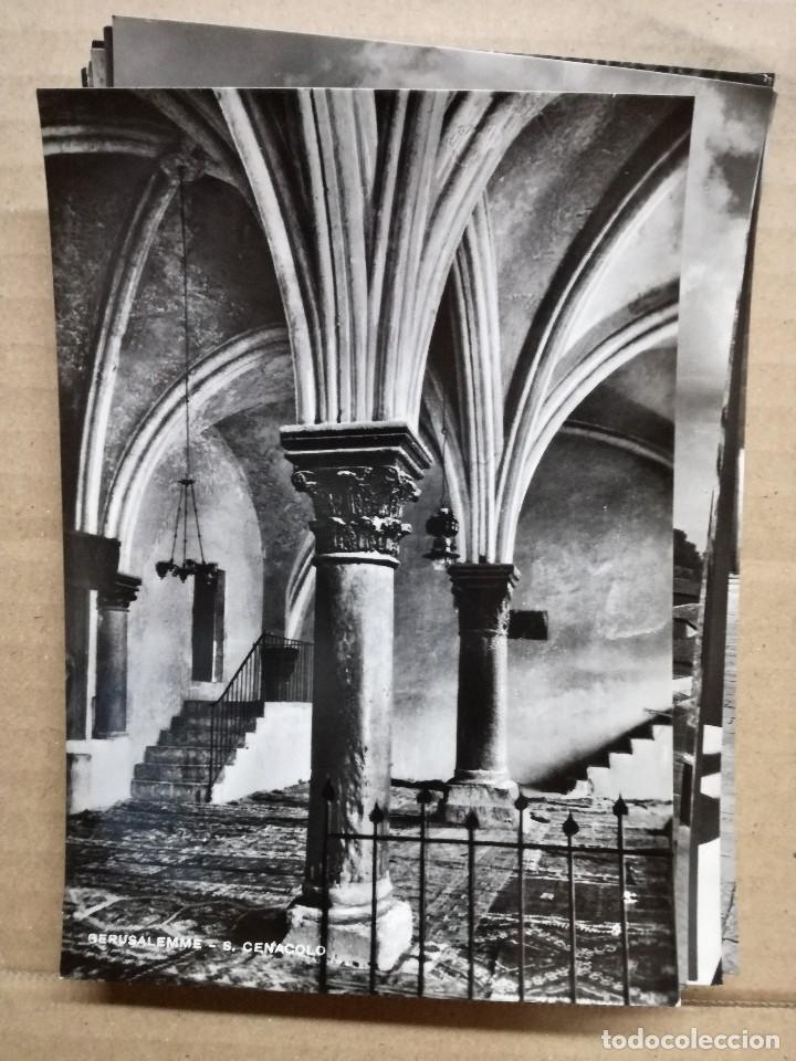 Postales: 33 POSTALES TIERRA SANTA,CUSTODIA FRANCESCANA DE TERRA SANTA. - Foto 9 - 108261947