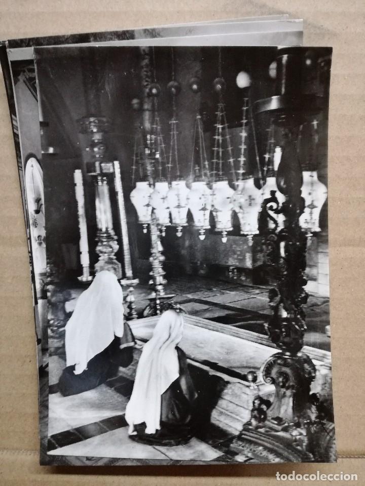 Postales: 33 POSTALES TIERRA SANTA,CUSTODIA FRANCESCANA DE TERRA SANTA. - Foto 20 - 108261947