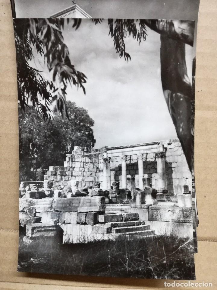 Postales: 33 POSTALES TIERRA SANTA,CUSTODIA FRANCESCANA DE TERRA SANTA. - Foto 24 - 108261947