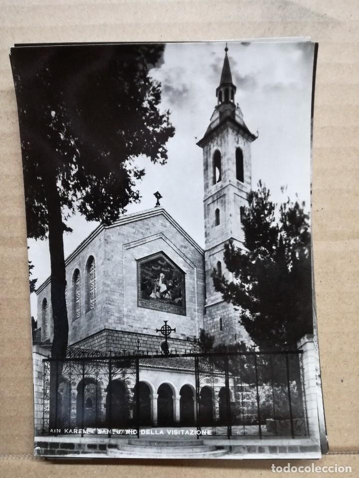 Postales: 33 POSTALES TIERRA SANTA,CUSTODIA FRANCESCANA DE TERRA SANTA. - Foto 27 - 108261947