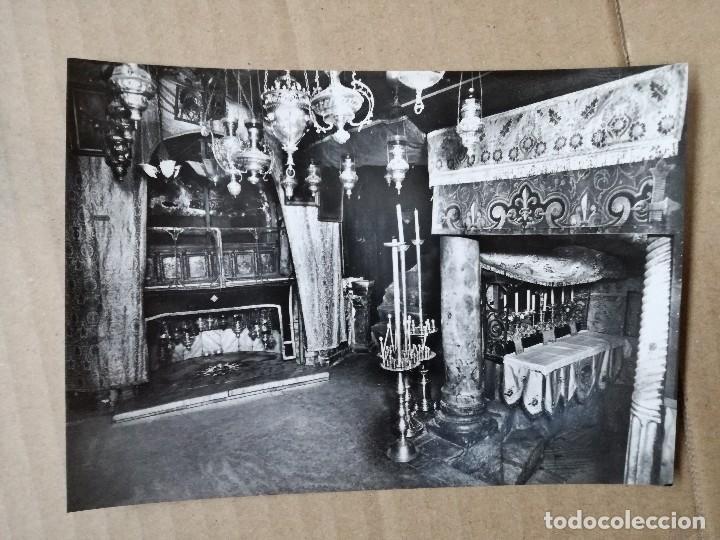 Postales: 33 POSTALES TIERRA SANTA,CUSTODIA FRANCESCANA DE TERRA SANTA. - Foto 37 - 108261947
