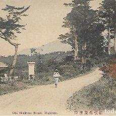 Postales: JAPON - HAKONE (OLD HAKONE ROAD). Lote 108880843