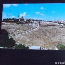 Postales: ASIA-V45-ISRAEL-JERUSALEM-GENERAL VIEW-CIRCULADA. Lote 110752575