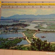 Postales: POSTAL DE HONG KONG. FRONTERA CON CHINA EN LOK MA CHAU. 1064. Lote 114836483