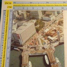 Postales: POSTAL DE HONG KONG. PUERTO. STAR FERRY PIER. 1065. Lote 114836543