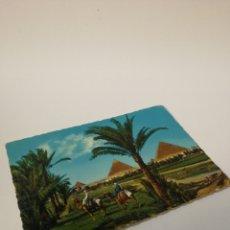 Postales: POSTAL EGIPTO DE 1980.. Lote 115293270