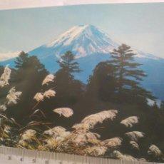 Postales: ANTIGUA FOTO POSTAL JAPON,MONTE FUJI,NBC 3317. Lote 119259546