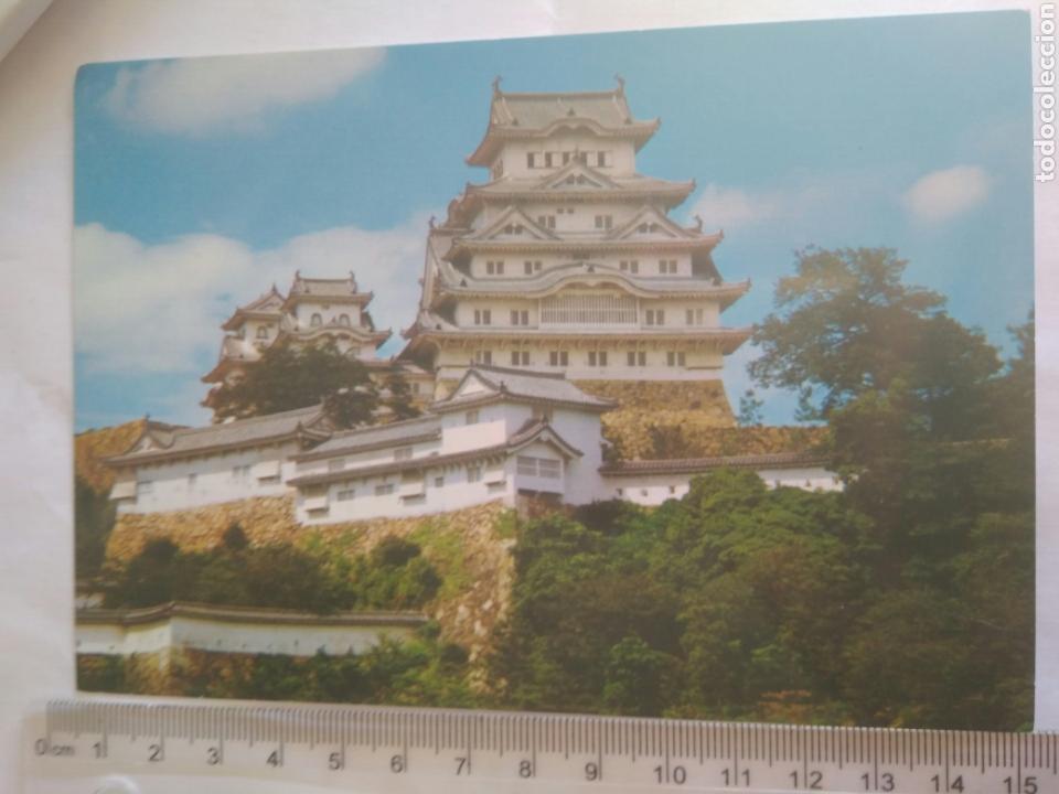FOTO POSTAL JAPON CASTILLO HIMEJI.HYOGO (Postales - Postales Extranjero - Asia)