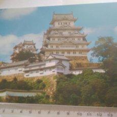 Postales: FOTO POSTAL JAPON CASTILLO HIMEJI.HYOGO. Lote 119259912