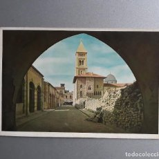 Postales: POSTAL JERUSALEM IGLESIA REDENTOR THE CHURCH OF REDEEMER UVACHROM A.G. MUNICH PAL XII : 6172. Lote 119460223