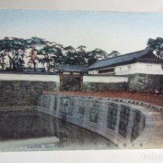 Postales: ANTIGUA POSTAL JAPONESA - PUERTA DE SAKURADA, TOKYO (SIN USAR). Lote 121647455