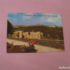 Postales: POSTAL DE ISRAEL. JERUSALEN. JERUSALEM. ED. PALPHOT. . Lote 125097743