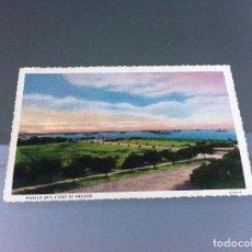 Postales: POSTAL (MANILA, FILIPINAS) MANILA BAY, FLEET AT ANCHOR. POSTAL NO ESCRITA.. Lote 125168515
