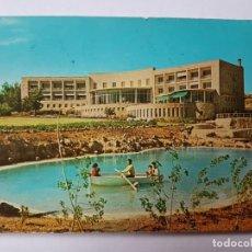 Postales: HOLYLAND HOTEL JERUSALEM ISRAEL 1981. Lote 131311807