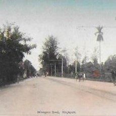 Postales: P- 8623. POSTAL SINGAPORE, SELANGOON ROAD.. Lote 135215394
