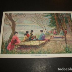 Postales: JAPON JAPAN ANTIGUA POSTAL OLD POSTCARD. Lote 140627310