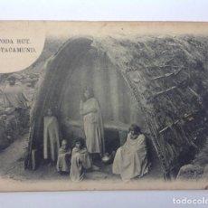 Postales: 1908 * INDIA A BARCELONA * FECHADOR DE BOMBAY ADEN SEA POST OFFICE * . Lote 141506274