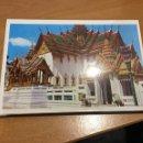 Postales: LOTE DE LIBROS DE 10 POSTALES DE TAILANDIA. Lote 145339790