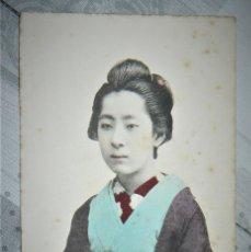 Postales: POSTAL DE JAPÓN - GEISHA - UNION POSTALE UNIVERSELLE. Lote 146119178